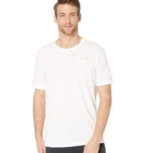 Puma Mens White Holiday Pack T-Shirt S NWT
